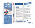 Snowboard Brochure Templates
