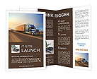 Lorry Brochure Templates