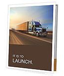 Lorry Presentation Folder