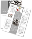 Tail Pipe Newsletter Templates