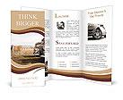 Retro Car Brochure Templates