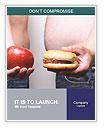 Apple Vs Burger Word Templates