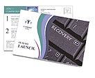 Recovery Postcard Template
