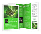Scan Fingerprint Brochure Templates