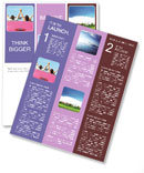 Freedom Spirit Newsletter Templates