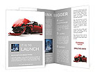 Car Crash Brochure Templates