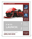 Car Crash Poster Templates