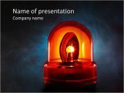 Скорая помощь Свет Шаблоны презентаций PowerPoint