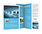 Network Brochure Templates