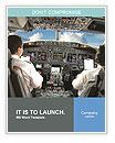 Plane Pilot Word Templates
