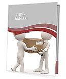 Parcel Delivery Presentation Folder