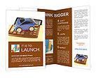 Auto Budget Brochure Templates