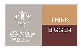 Modern Medical Equipment Business Card Template