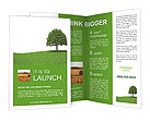 Single Tree Brochure Templates