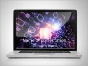 Modern Laptop PowerPoint Templates