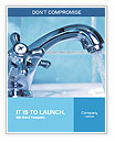 Water Tap Word Templates