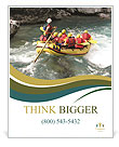 Rafting Poster Templates