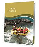 Rafting Presentation Folder