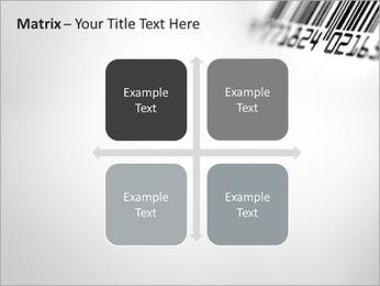 Barcode PowerPoint Template - Slide 17