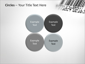 Barcode PowerPoint Template - Slide 18