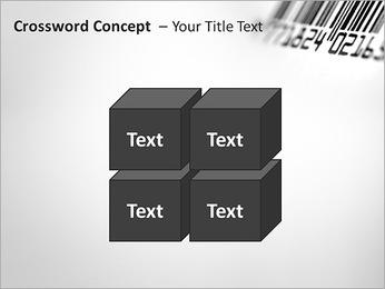 Barcode PowerPoint Template - Slide 19