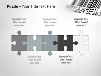 Barcode PowerPoint Template - Slide 21