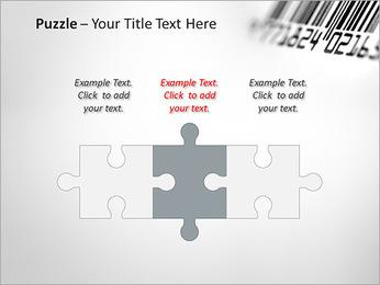 Barcode PowerPoint Template - Slide 22