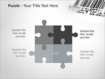 Barcode PowerPoint Template - Slide 23