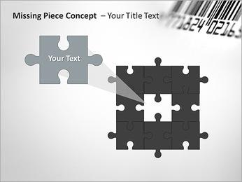 Barcode PowerPoint Template - Slide 25