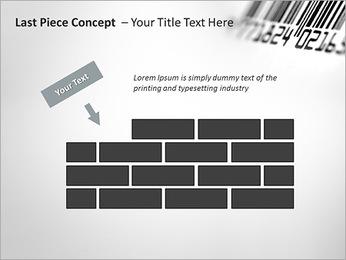 Barcode PowerPoint Template - Slide 26