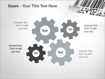 Barcode PowerPoint Template - Slide 27