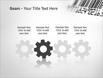 Barcode PowerPoint Template - Slide 28
