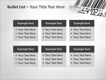 Barcode PowerPoint Template - Slide 36