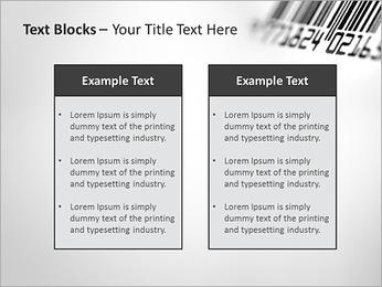 Barcode PowerPoint Template - Slide 37