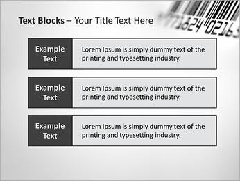 Barcode PowerPoint Template - Slide 38