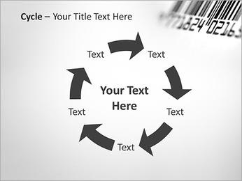 Barcode PowerPoint Template - Slide 42