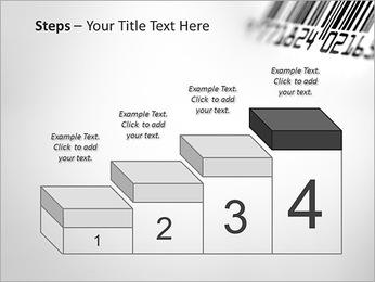 Barcode PowerPoint Template - Slide 44