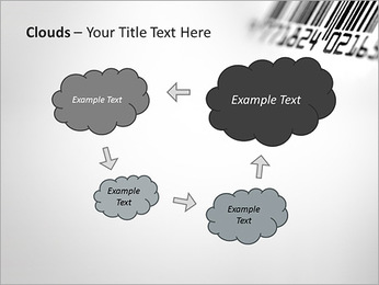 Barcode PowerPoint Template - Slide 52