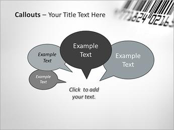 Barcode PowerPoint Template - Slide 53