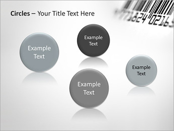 Barcode PowerPoint Template - Slide 57