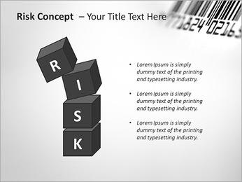 Barcode PowerPoint Template - Slide 61