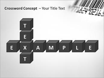 Barcode PowerPoint Template - Slide 62
