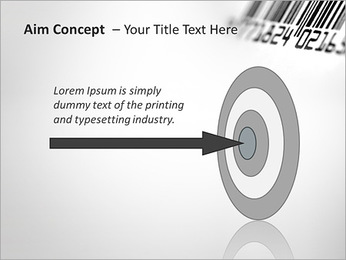 Barcode PowerPoint Template - Slide 63