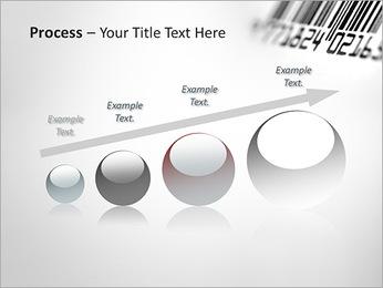 Barcode PowerPoint Template - Slide 67