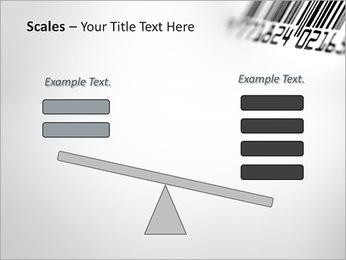 Barcode PowerPoint Template - Slide 69