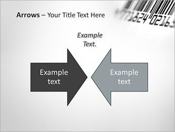 Barcode PowerPoint Template - Slide 70