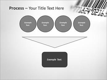 Barcode PowerPoint Template - Slide 73