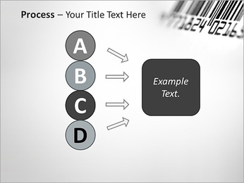Barcode PowerPoint Template - Slide 74