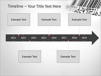 Barcode PowerPoint Template - Slide 8