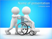 Social Worker PowerPoint Templates